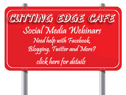 Syndicating Your Content Cutting Edge Cafe Webinar room