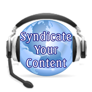 Syndicating Your Content